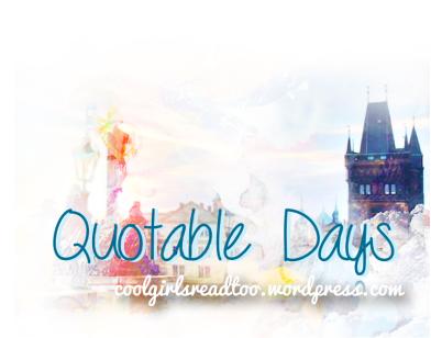 Quotable Days
