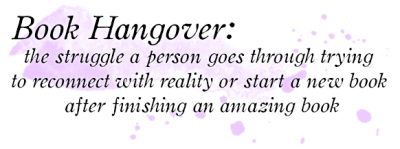 bookhangover