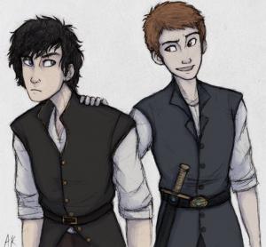 Dorian & Chaol - Credit